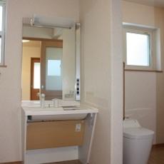 洗面脱衣室&トイレ